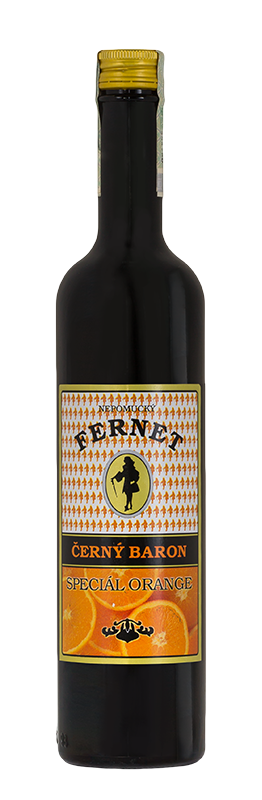 Fernet / speciál Orange
